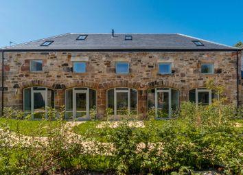 Thumbnail 4 bed terraced house for sale in The Cart Shed, Brunstane Home Farm, 47 Brunstane Road South, Edinburgh