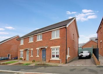 Thumbnail 3 bed semi-detached house for sale in 29, Bryn Celyn, Llanharry, Llanharry, Rct