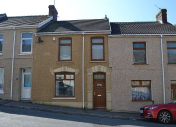 Thumbnail 4 bed terraced house for sale in Bigyn Road, Llanelli, Carmarthenshire.