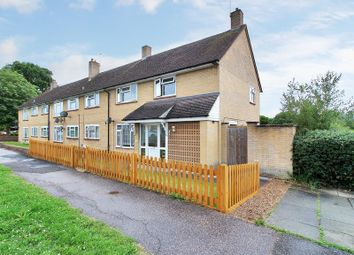 Thumbnail 4 bed end terrace house for sale in Rother Crescent, Gossops Green, Crawley, West Sussex