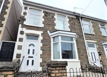 Thumbnail 3 bed end terrace house for sale in Grosvenor Road, Abertillery