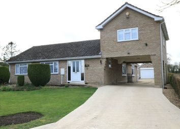 Thumbnail 4 bed property for sale in 3 Wood Lane, Thurlby, Bourne, Lincolnshire