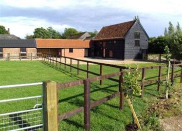 Thumbnail 4 bedroom barn conversion to rent in Pond Farm Barn, Baxters Green, Newmarket