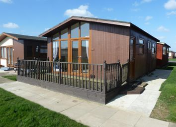 Thumbnail 2 bed property for sale in Mablethorpe Chalet Park, Links Avenue, Mablethorpe
