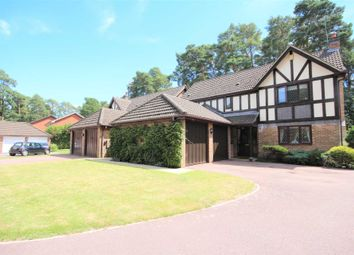Thumbnail 4 bed detached house for sale in Polyanthus Way, Crowthorne