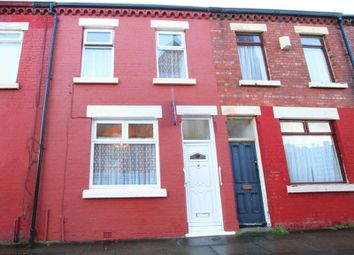 Thumbnail 3 bed terraced house for sale in Earp Street, Garston, Liverpool