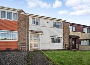 Thumbnail 3 bed terraced house for sale in Foxbar Crescent, Paisley, Renfrewshire