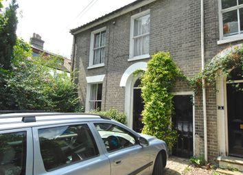 Thumbnail 4 bedroom end terrace house to rent in Heigham Road, Norwich