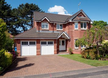 Thumbnail 4 bed detached house for sale in Branklyn Close, Academy Park, Glasgow