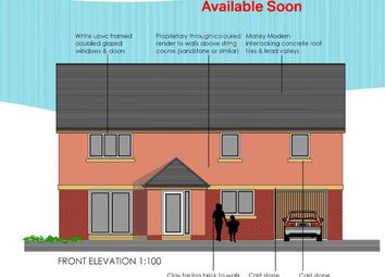 Thumbnail 3 bed detached house for sale in Caldew Cottage, Lowry Street, Blackwell, Carlisle, Cumbria