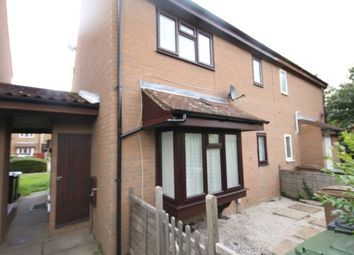Thumbnail 1 bed end terrace house to rent in Copperfields, Luton