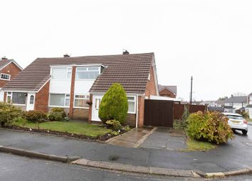 Thumbnail 2 bed semi-detached bungalow for sale in Meadow Lane, Maghull, Liverpool