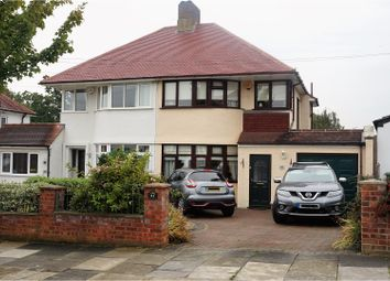 Thumbnail 3 bed semi-detached house for sale in Domonic Drive, New Eltham, London