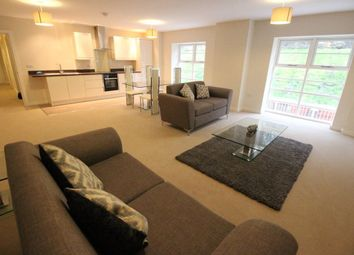 Thumbnail 2 bed flat to rent in Old School Lane, Pontypridd