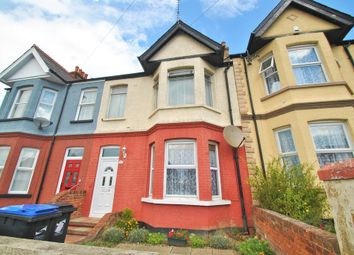 Thumbnail 1 bed flat for sale in Connaught Road, Margate