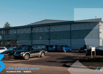Thumbnail Light industrial to let in Unit 3, Titan Business Centre, Spartan Close, Warwick, Warwickshire