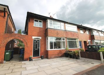 Thumbnail 3 bed semi-detached house to rent in Amersham Close, Urmston, Manchester