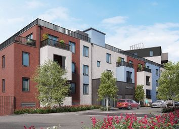 Thumbnail 1 bed flat for sale in Salisbury Road, Southall