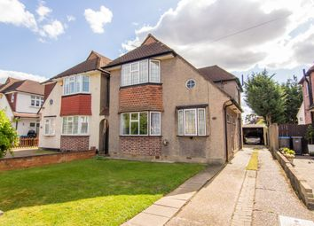 Thumbnail 3 bed link-detached house for sale in Lawrence Avenue, Old Malden, Worcester Park