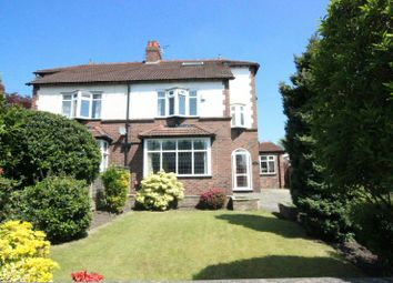 Thumbnail 4 bed semi-detached house for sale in Raglan Road, Sale