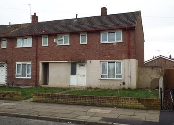 Thumbnail 4 bed semi-detached house for sale in Roughwood Drive, Kirkby, Liverpool, Merseyside