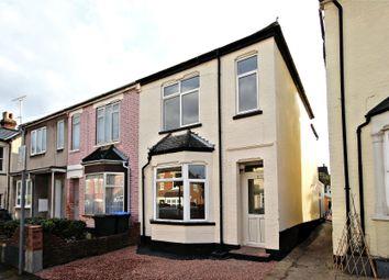 Woking, Surrey GU21. 3 bed end terrace house for sale