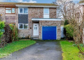 Thumbnail 3 bed semi-detached house for sale in Glanffrwd, Penrhyncoch, Aberystwyth, Ceredigion