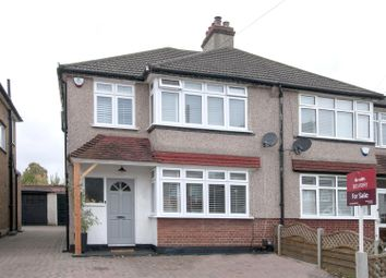 Thumbnail 3 bed property for sale in Oak Avenue, Croydon