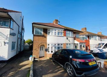 4 bed semi-detached house to rent in The Heights, Northolt, Middlesex UB5