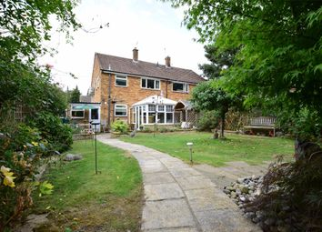 Thumbnail 3 bed semi-detached house for sale in Squirrel Way, Tunbridge Wells
