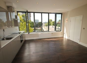 Thumbnail 1 bed flat for sale in Flat 14 Swan House, The Embankment, Bedford