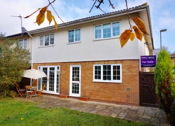 Thumbnail 3 bed semi-detached house for sale in Lothersdale, Tamworth
