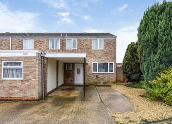 Thumbnail 3 bedroom end terrace house for sale in Hampden Close, Bicester