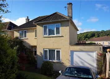 Thumbnail 3 bedroom detached house for sale in Broadmoor Vale, Bath