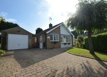 Thumbnail 2 bed bungalow to rent in Peveril Close, Alfreton