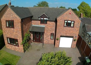Thumbnail 4 bed detached house for sale in Main Road, Norton-In-Hales