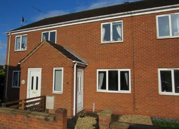 Thumbnail 2 bed terraced house to rent in Dog & Duck Lane, Morton, Gainsborough