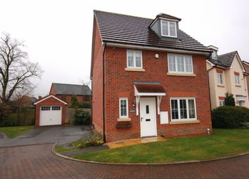 Thumbnail 4 bed detached house for sale in Holly Place, Wistaston, Nantwich