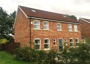 Thumbnail 5 bedroom link-detached house to rent in Harriers Croft, Dalton, Thirsk