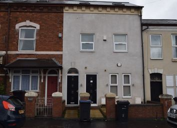 Thumbnail 1 bed terraced house to rent in Heeley Road, Selly Oak, Birmingham