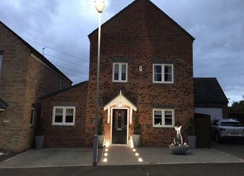 Thumbnail 4 bed detached house for sale in The Willows, Bedlington