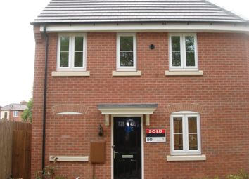 Thumbnail 2 bed town house to rent in Danbury Place, Humberstone, Leicester