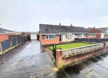 3 bed semi-detached bungalow for sale in Acredale Road, Carlisle CA2