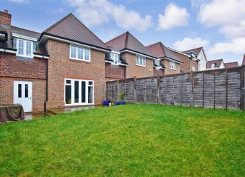 Thumbnail 3 bedroom link-detached house for sale in Trubwick Avenue, Haywards Heath, West Sussex