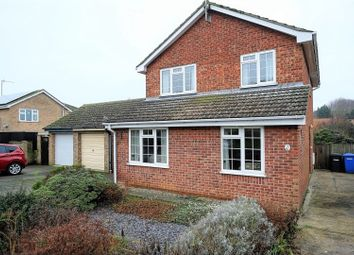 Thumbnail 4 bed detached house for sale in Chipperfield Road, Kessingland