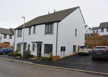 Thumbnail 3 bedroom semi-detached house to rent in Little Marsh Road, Okehampton