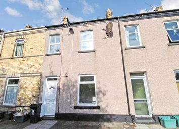 3 bed terraced house for sale in Wheeler Street, Newport NP20