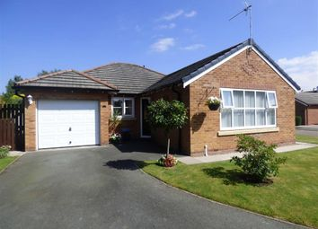Thumbnail 3 bed detached bungalow for sale in Millgate, Cuddington, Northwich, Cheshire