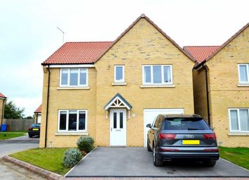 Thumbnail 5 bed detached house for sale in Avocet Close, Hornsea, East Yorkshire