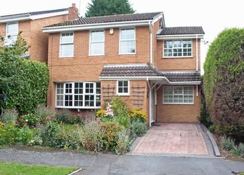 Thumbnail 4 bedroom detached house for sale in The Holloway, Swindon, Dudley
